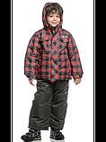 Зимний детский комплект для мальчика Salve by Gusti SWB 4861 TRUE RED. Размеры 92  - 128., фото 5