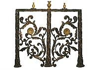 Ворота, решетки. Художественное литьё.