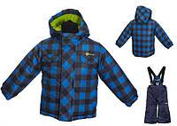 Зимние костюмы для мальчиков Salve by Gusti SWB 4861 MALIBU BLUE. Размеры 92 - 128., фото 1