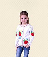 Блуза Вышиванка - 8 интерлок