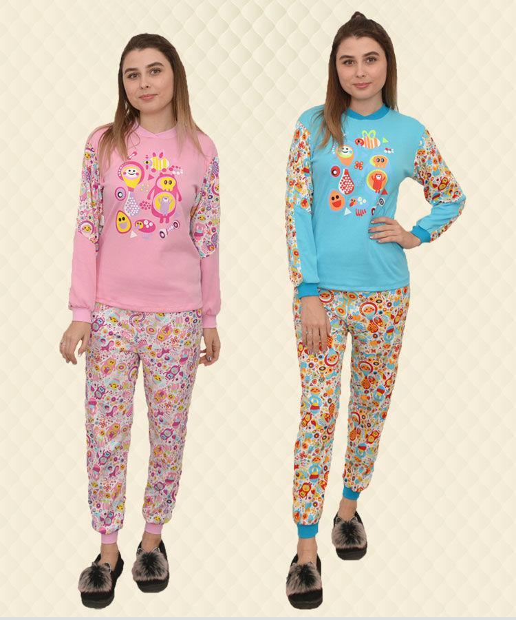 Пижама детская накат интерлок