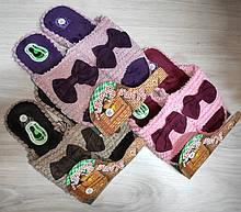 Тапочки жіночі Home Story кольору,розміри 37-41 .