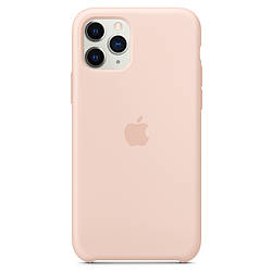 "Чехол Silicone case (A) для Apple iPhone 11 Pro Max (6.5"")"