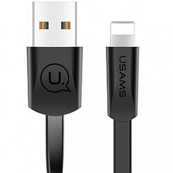 Дата кабель USAMS US-SJ199 USB to Lightning 2A (1.2m)