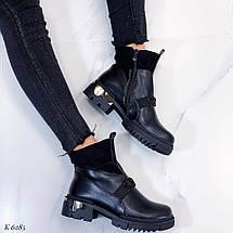 Ботинки высокие осенние, фото 2