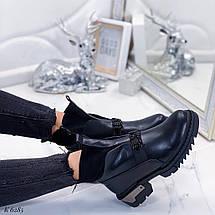 Ботинки высокие осенние, фото 3