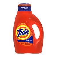 Жидкий Стиральный порошок - Гель для стирки универсальный TIDE Original гель 32 стирки 1.47 литра