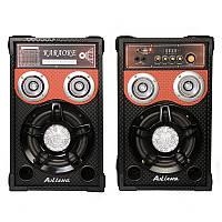 Комплект активных колонок Ailiang USB-FM-198