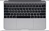 Apple MacBook Pro 13 15 17 Retina Накладка Защита RU/EN клавиша ENTER гориз. USA черный A1708 A1278 A1534