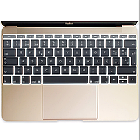 Apple MacBook Pro 13 15 17 Retina Накладка Защита RU/EN  клавиша ENTER верт. EU черный A1708 A1278 A1534