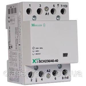 Контактор для проводок Z-SCH230/40-40 EATON