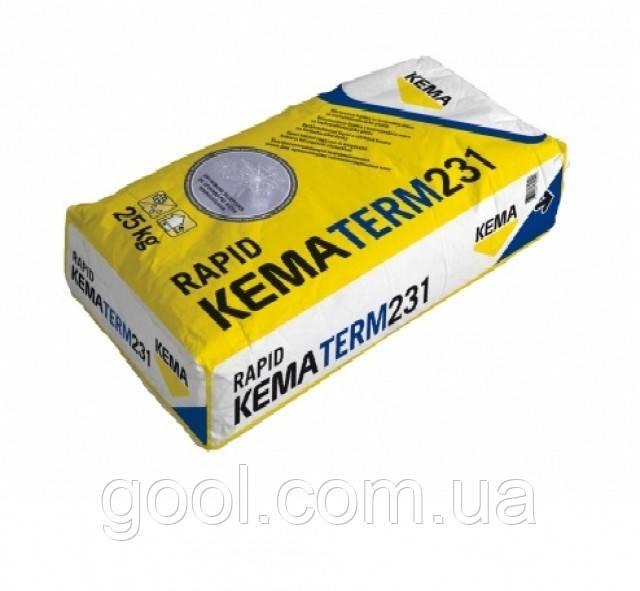 Кема Кематерм 231 универсальная клеящая смесь меш. 25кг.