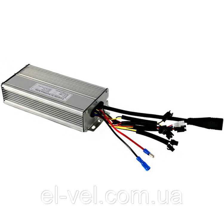 Контроллер  KUNTENG KT48ZWSR 30A 48В 750-1000Вт для LCD+ включение света