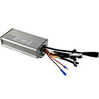 Контроллер  KUNTENG KT48ZWSR 30A 48В 750-1000Вт для LCD+ включение света, фото 1