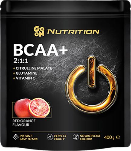 Аминокислоты Go On Nutrition BСАА+ 400 g