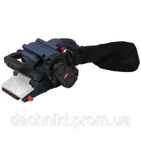 Ленточная шлифмашина Craft CBS 1250 E (переворотная), фото 2