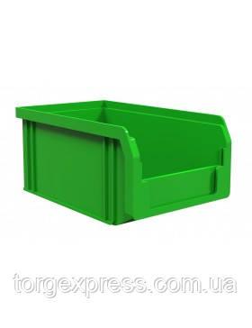 Ящик для метизов пластиковый 702 цветной