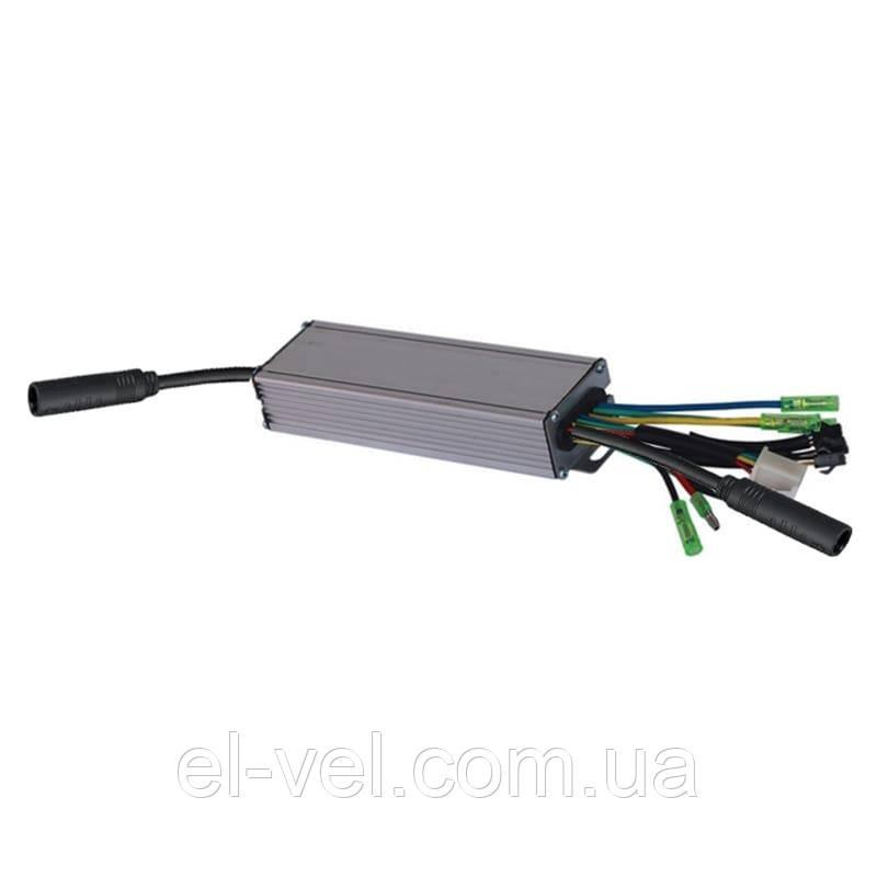 Контроллер на 2 двигателя KUNTENG KT48ZWSR2D 18A 48В до 500Вт для LCD