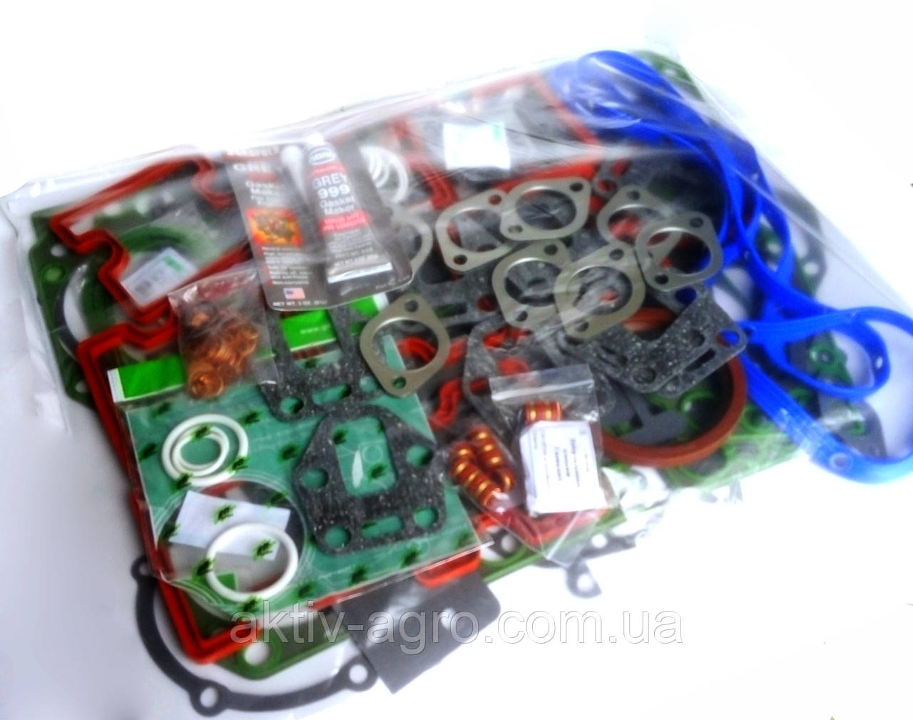 Комплект прокоадок для ремонта двигателя КамАЗ Евро-2