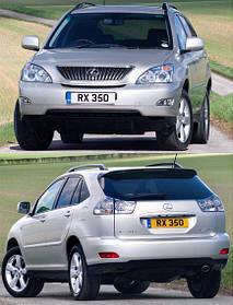 Кузовные запчасти для Lexus RX 2004-08