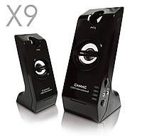 Компьютерные колонки  Camac X9 220V  *1283