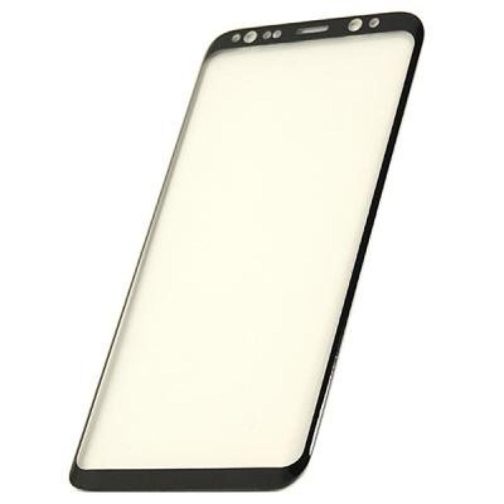 Стекло защитное PowerPlant Samsung S8 Black 3D (GL601004)