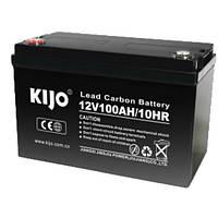 Аккумулятор Kijo JPC- Lead 100Ач Carbon GEL