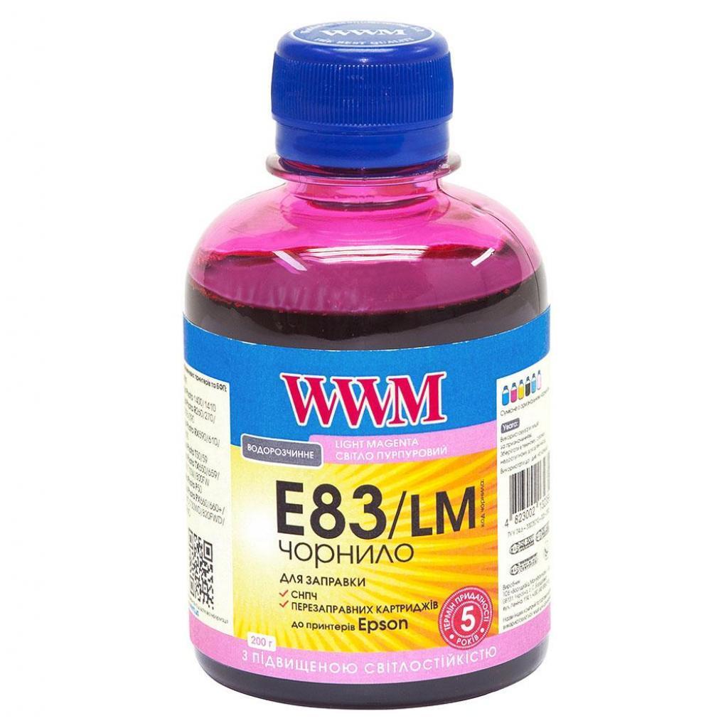 Чернила WWM EPSON StPhoto R270/290 Light MageNEW (E83/LM)