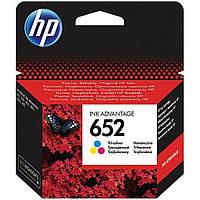 Картридж HP DJ No.652 color (F6V24AE)