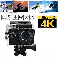 SJ9000 WiFi 4K 1080P Ultra HD спортивная камера DVR DV. Водонепроницаемая видеокамера 30 м. Action camera.