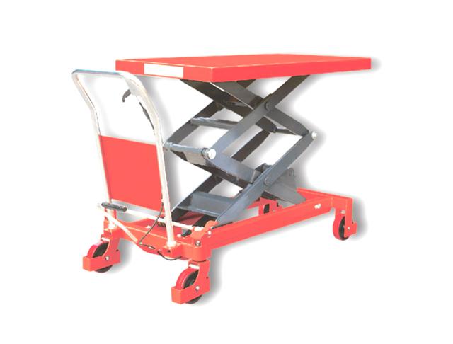 Столы гидравлические Skiper