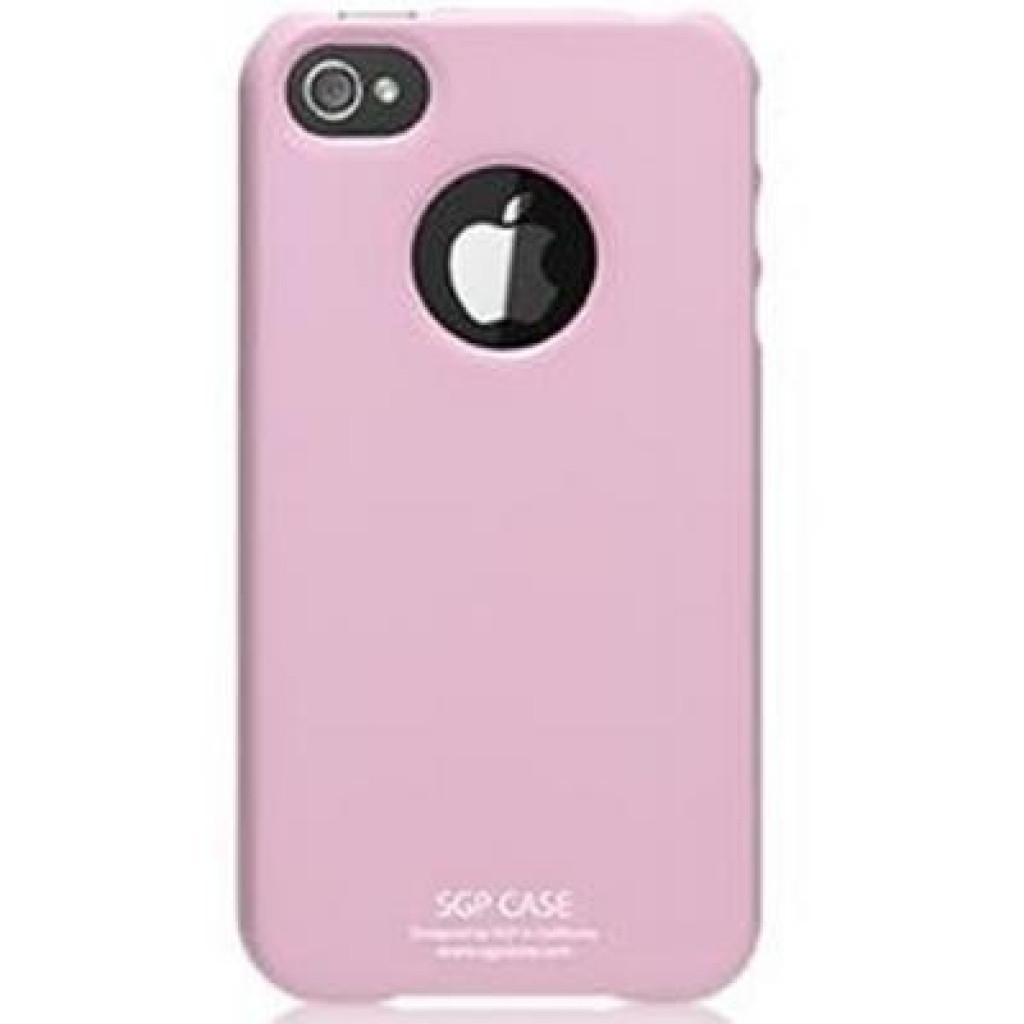 Чехол для моб. телефона Pro-case iPhone 4 ultra thin pink (PCUT4SPN)