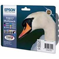 Картридж EPSON R270/290 RX590/610/690/1410 Bundle (C13T08174A10/C13T11174A10)