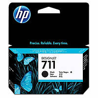 Картридж HP DJ No.711 DesignJet 120/520 Black (CZ129A)