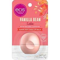 Бальзам для губ EOS vanilla bean latte из США