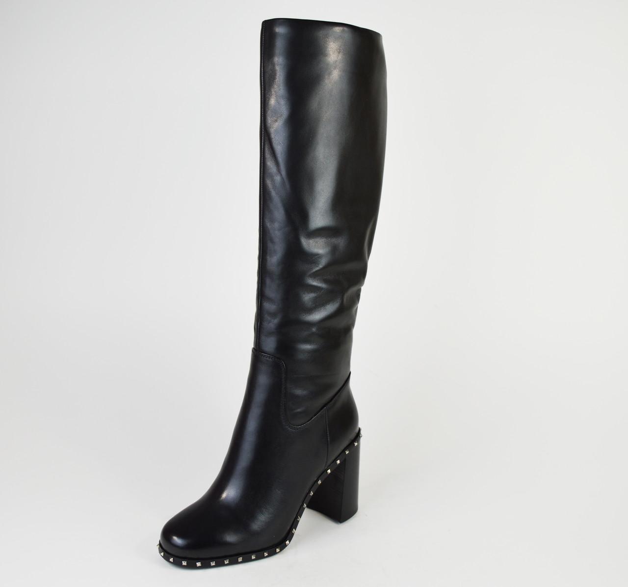 Сапоги женские кожаные Veritas