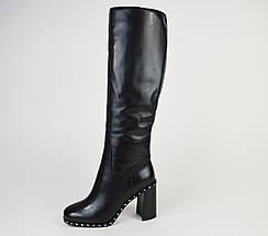 Сапоги женские кожаные Veritas, фото 2