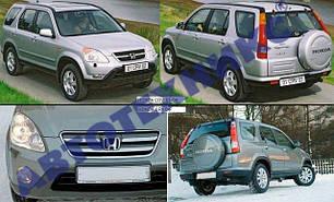 Кузовные запчасти для Honda CRV 2002-06