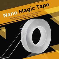 Клейкая лента-липучка Magic Tape ,Nano скотч 2 метра, фото 1