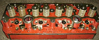 Головка блока цилиндров Д-245 в сборе (рест.)  (245-1003012-Б1)
