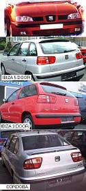 Зеркала для Seat Ibiza Cordoba 1999-02