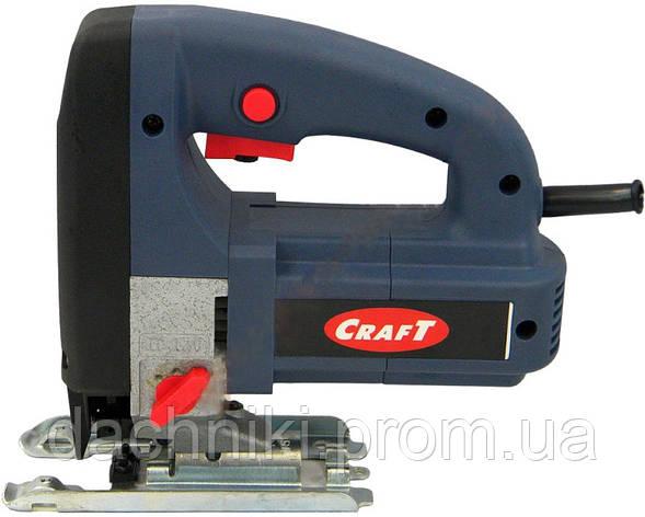 Электролобзик Craft JSV 900, фото 2