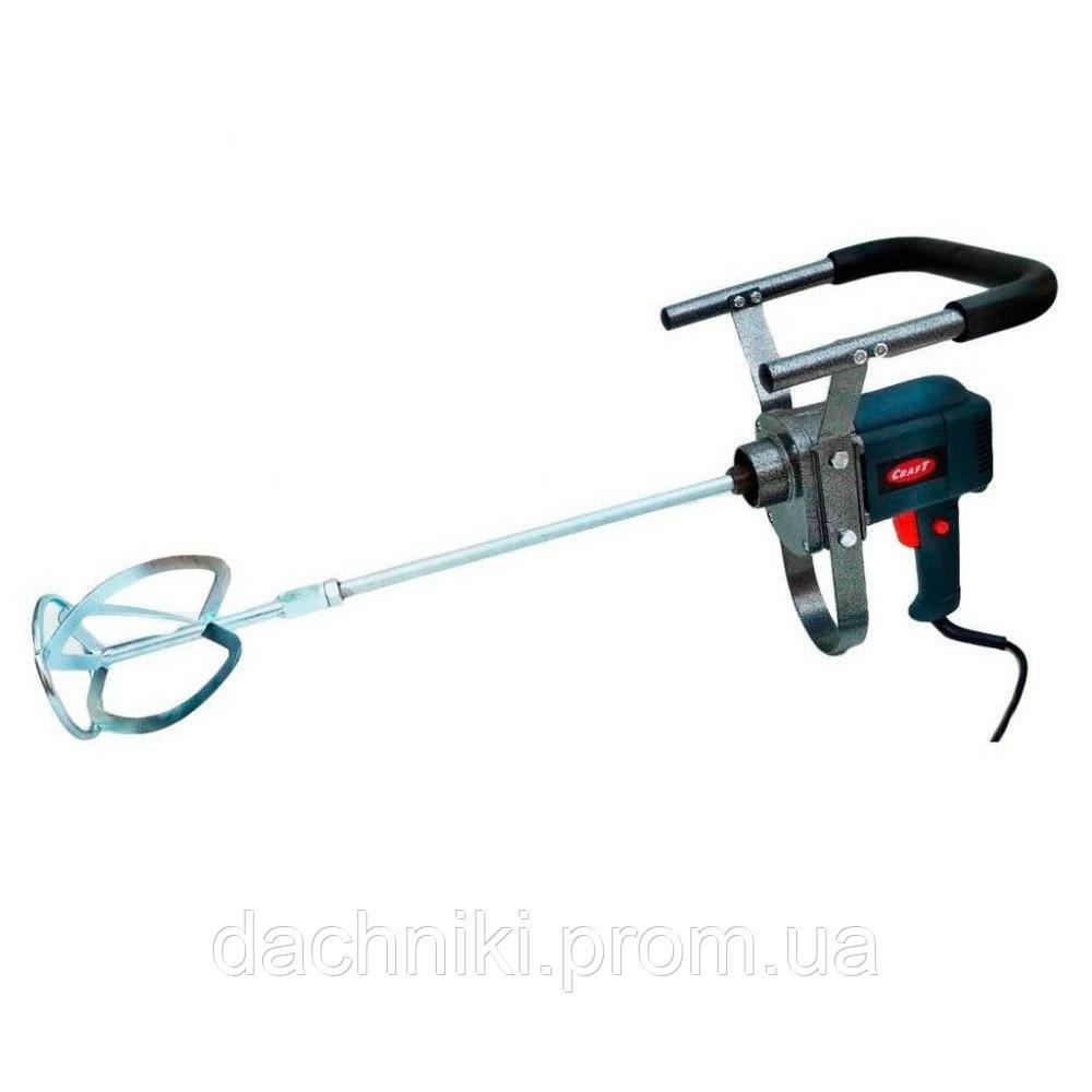 Дрель-миксер  Craft CPDM-16/1500F