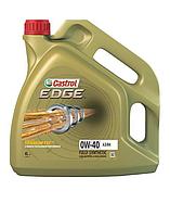 Олива моторна Castrol EDGE 0W-40 4л