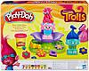 ОРИГИНАЛ! Игровой набор Play-Doh Салон Троллей (B9027)