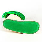 Салатовые сапоги на дождь из пены ЭВА размер 28/29, 32/33 . Резиновые сапоги, фото 8