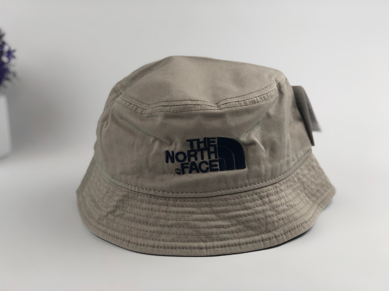 Панама The North Face - бежевая