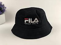 Панама Fila - черная, фото 1