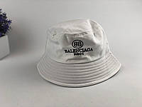 Панама Balenciaga белая, фото 1