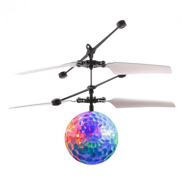Сувенир летающий диско шар